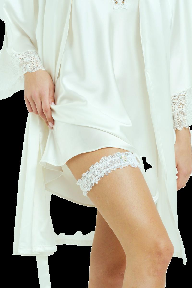 Garter lace