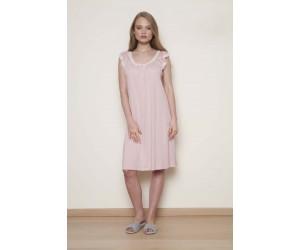 Mini cotton night-gown