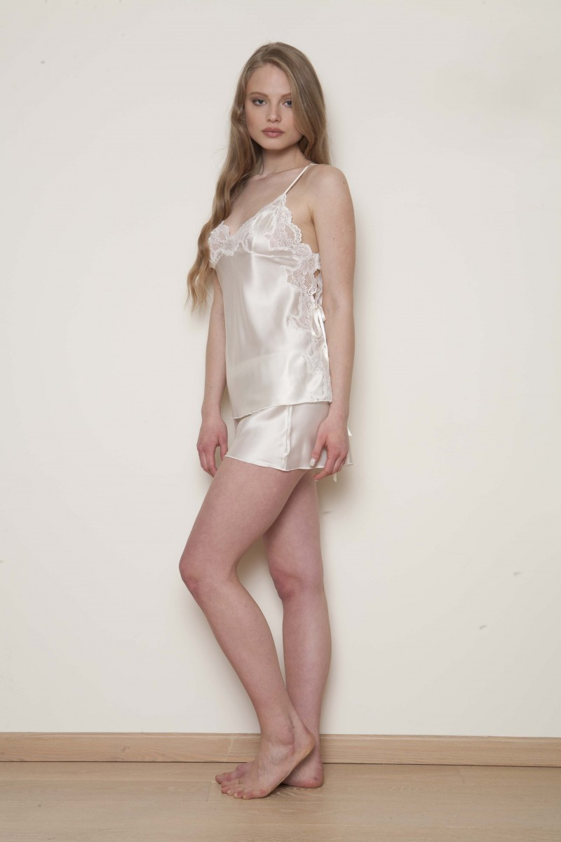 Satin baby doll LILLY