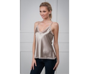 Top with lace Tara