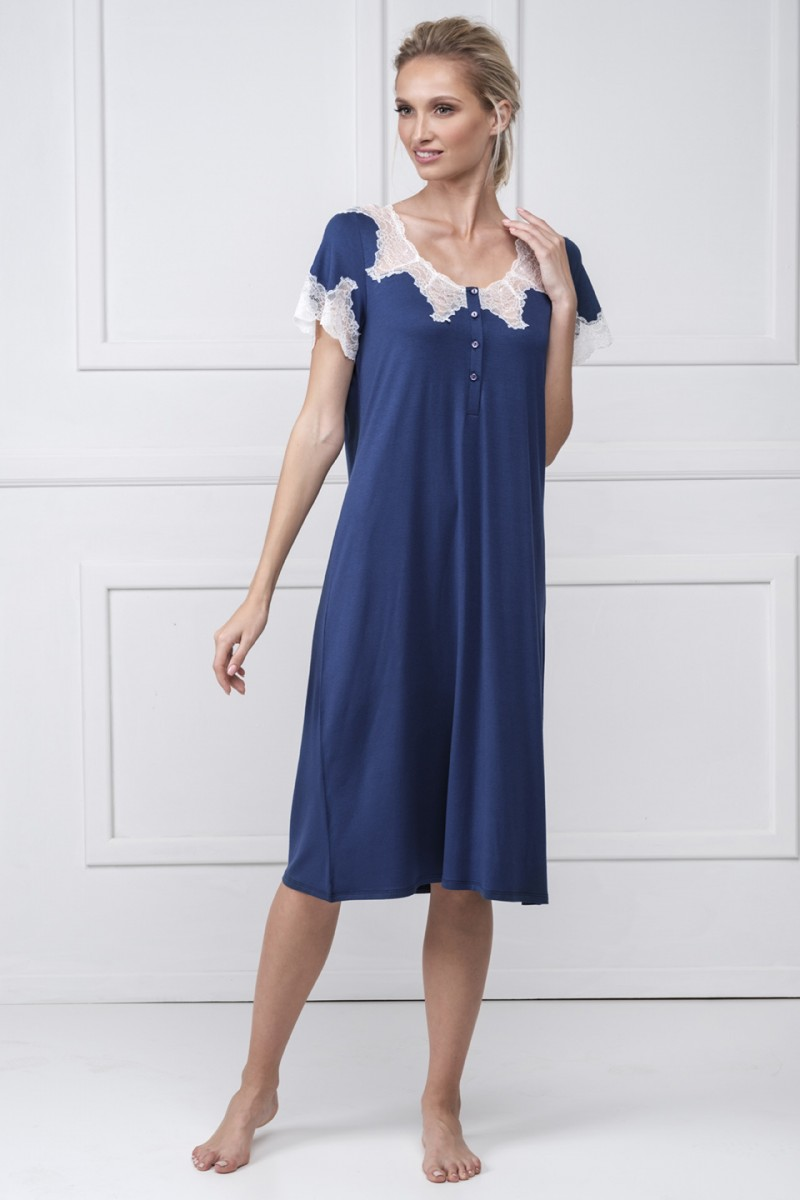 Midi nightgown Elise
