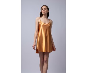 Mini satin nightgown Stephan