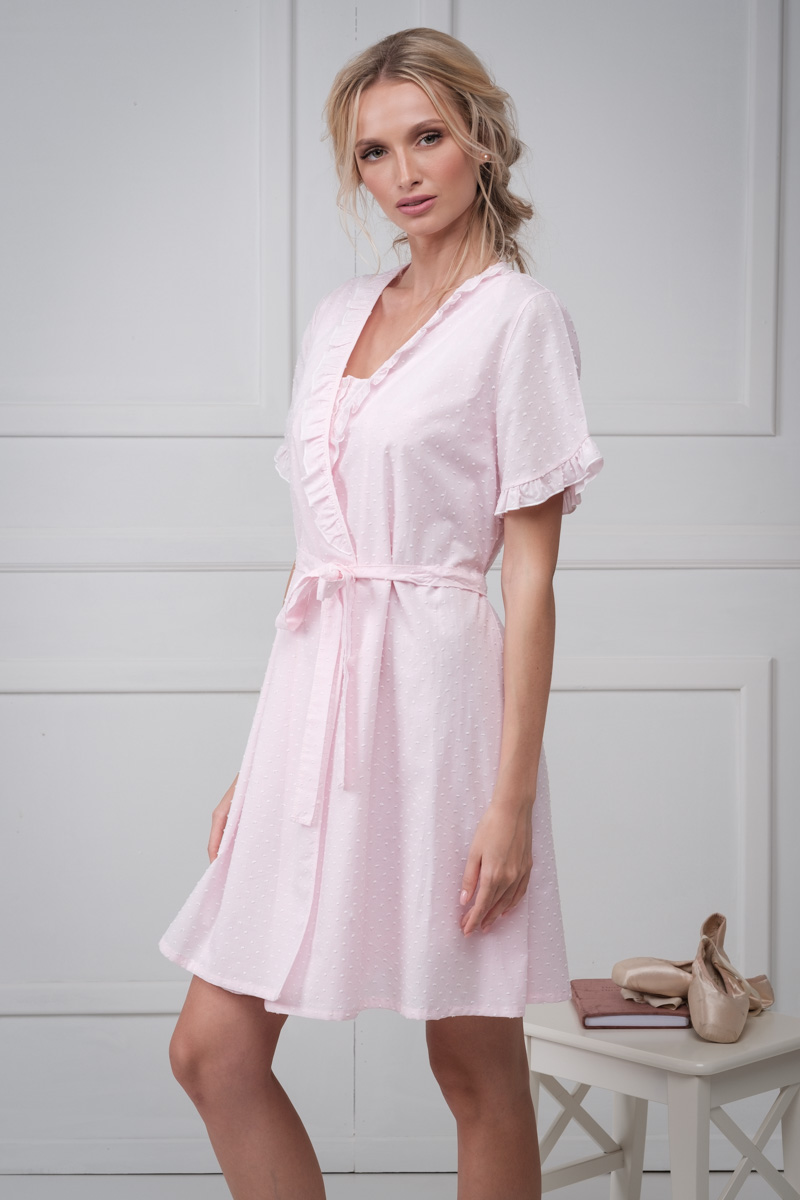 Cotton robe NOLITA