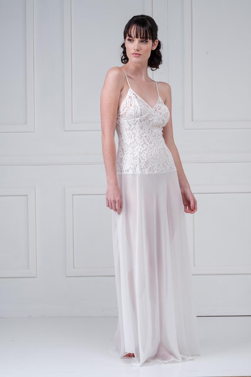 Night-gown maxi SEMIRAMIS