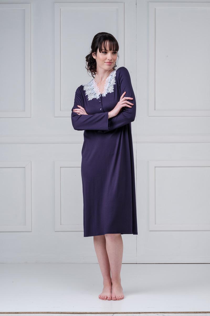 Midi night-gown Antonella