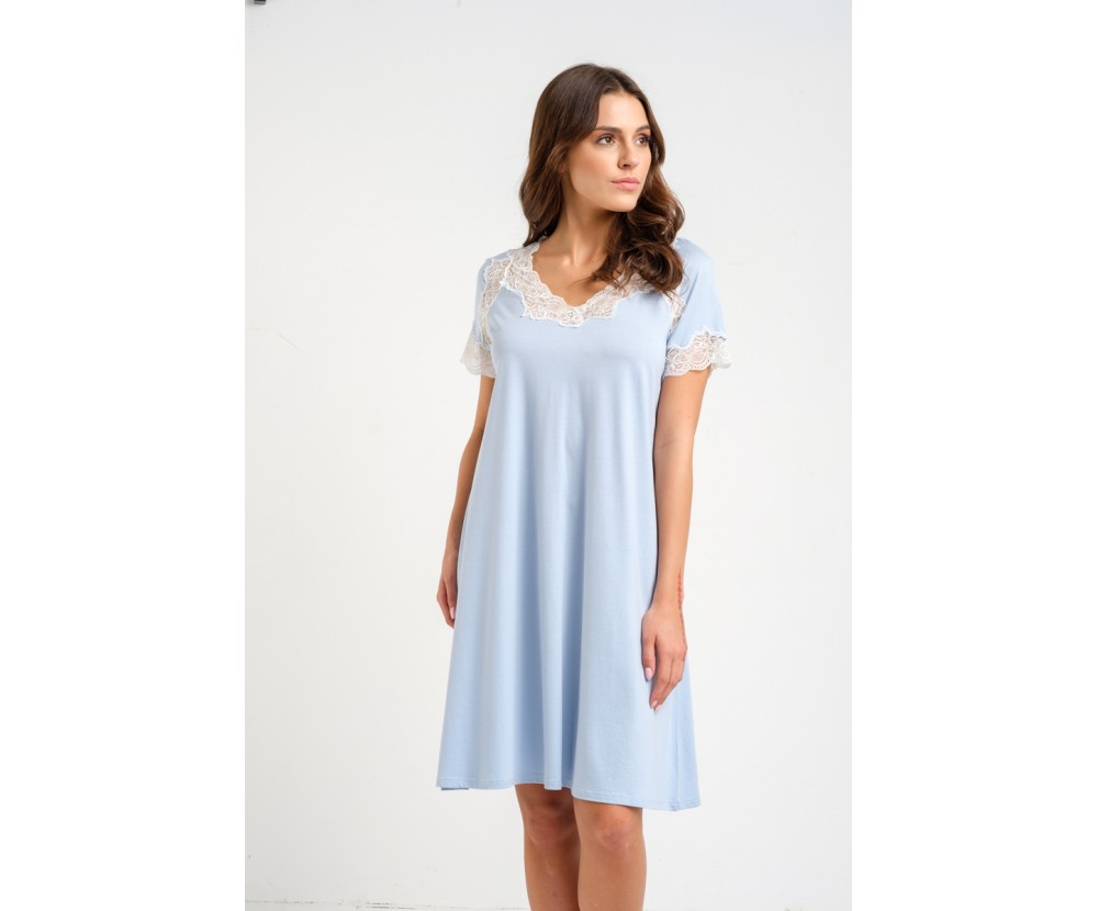 Midi night-gown Eva