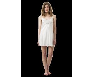 Mini night-gown with strass Stephanie