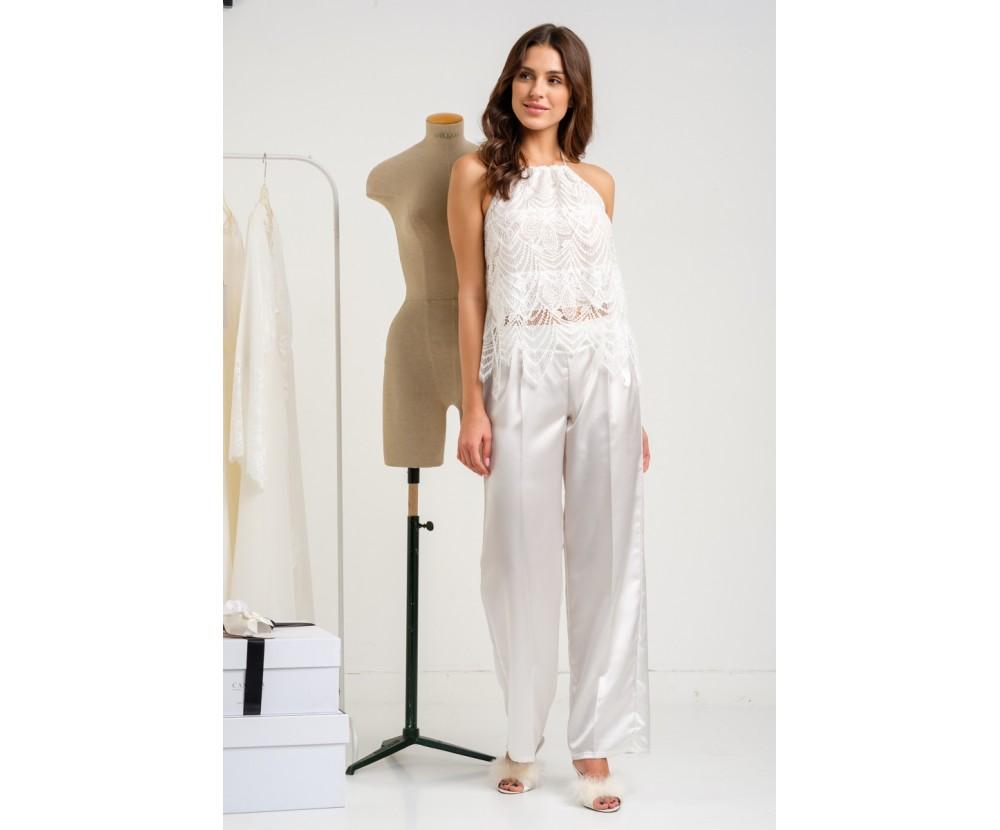 Νυφικό σετ Paiper-Trousers