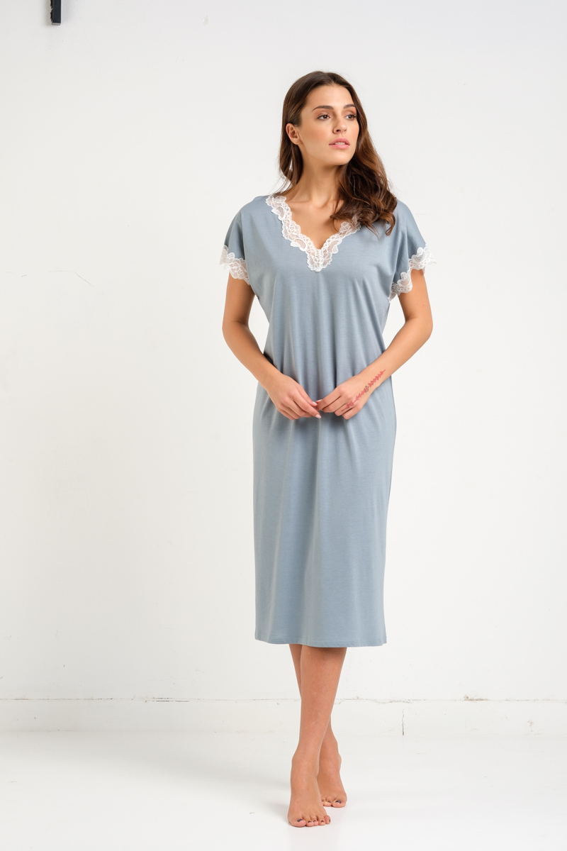 Midi night-gown Ismene