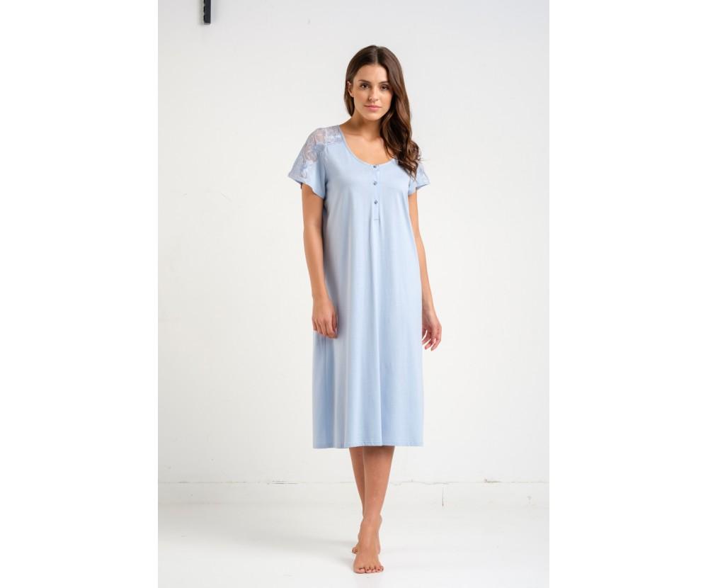 Midi night-gown Elise