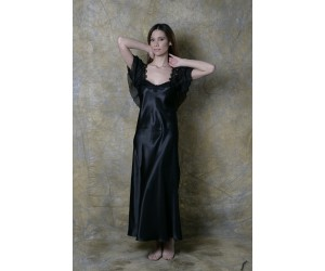 Night-gown satin Ileanna