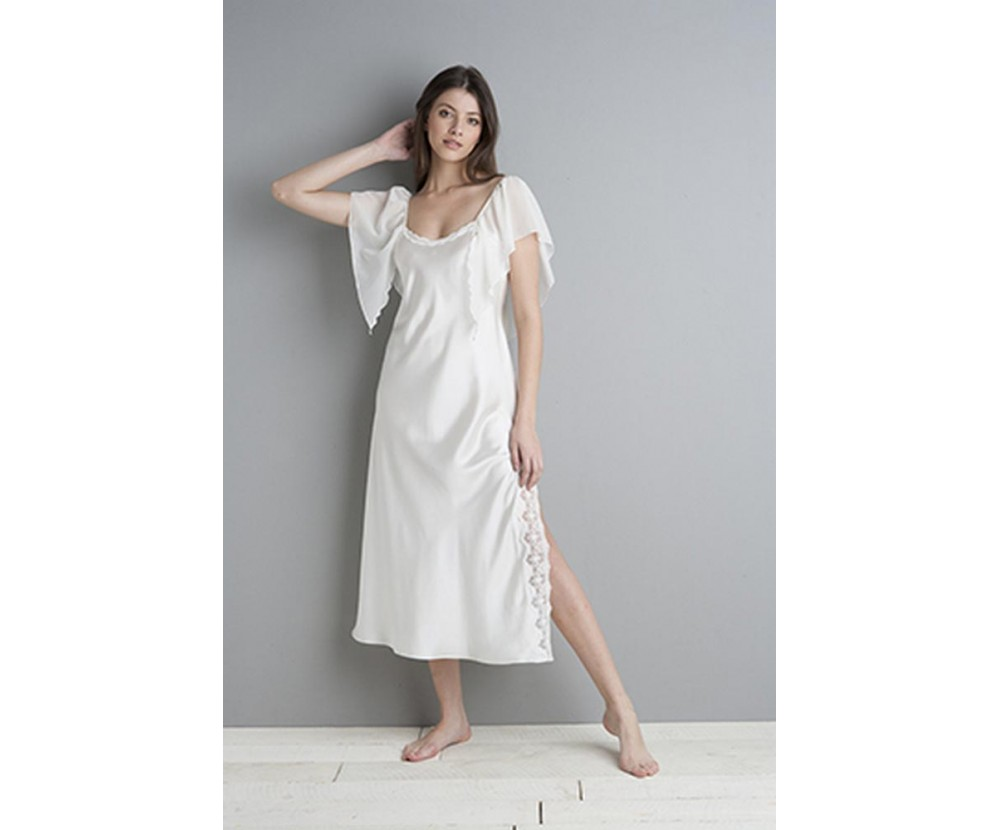 Night-gown satin Ileanna