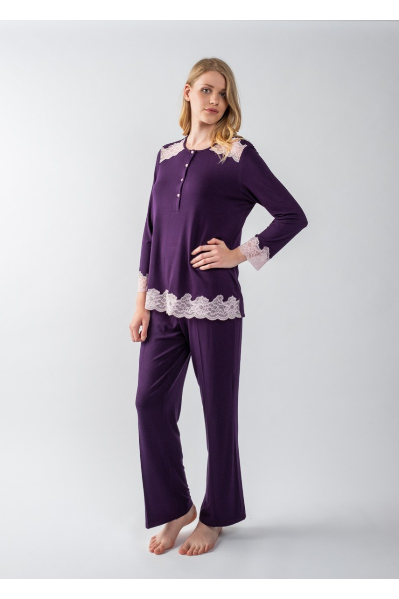 Pyjamas viscose bamboo