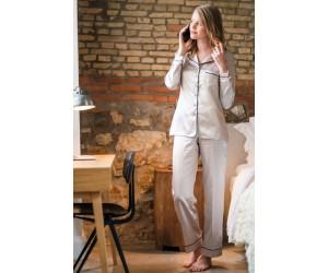 Pyjamas satin