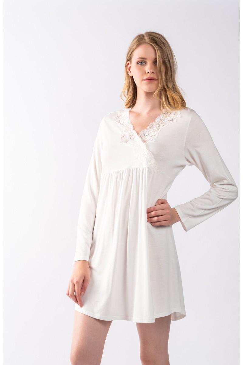 Mini night-gown cotton modal Babbie