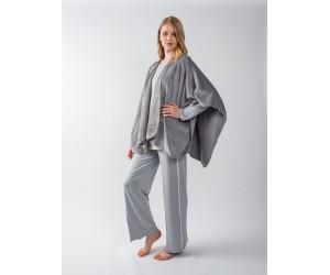 Mini bathrobe Poncho