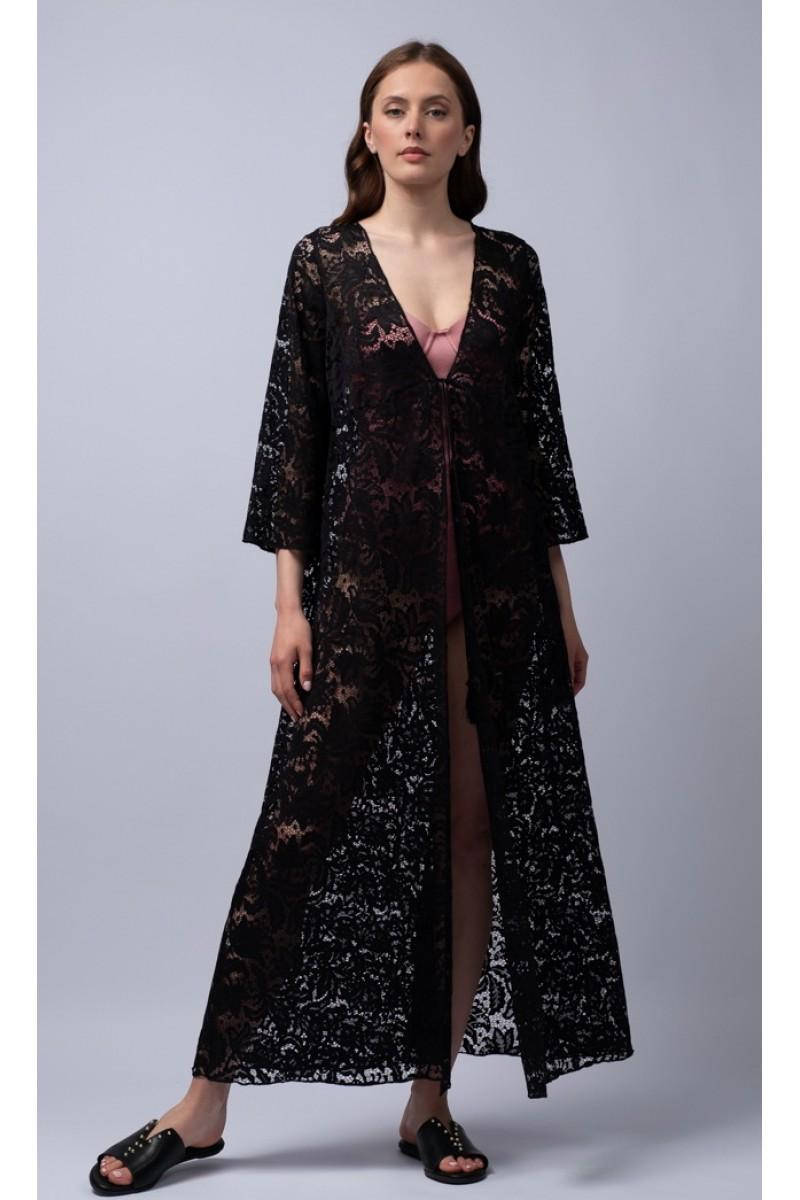 Maxi robe lace Lena