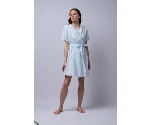 Set mini night-gown Betty with robe Nolita