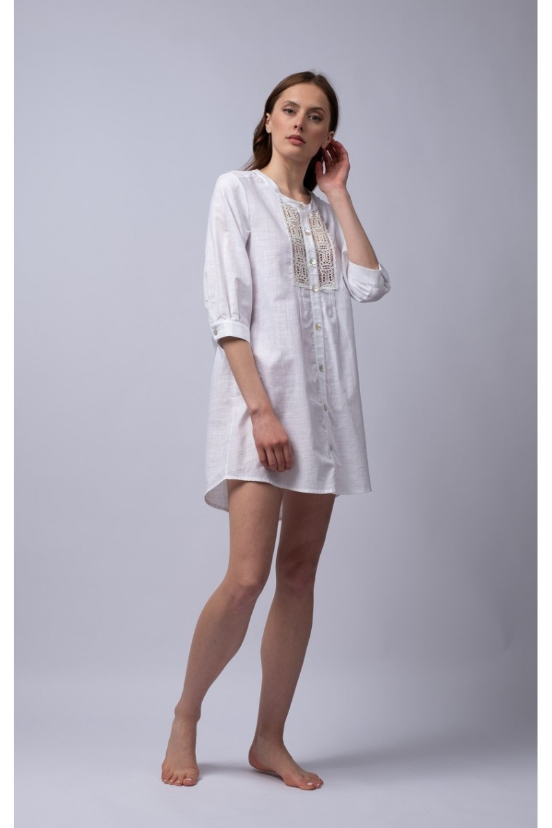 Dress popeline Canto