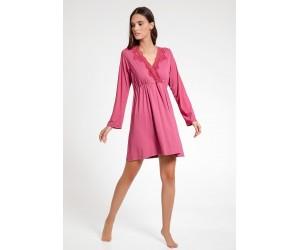 Mini night-gown viscose elastan Cora