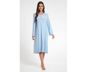 Midi night-gown cotton modal Antonella