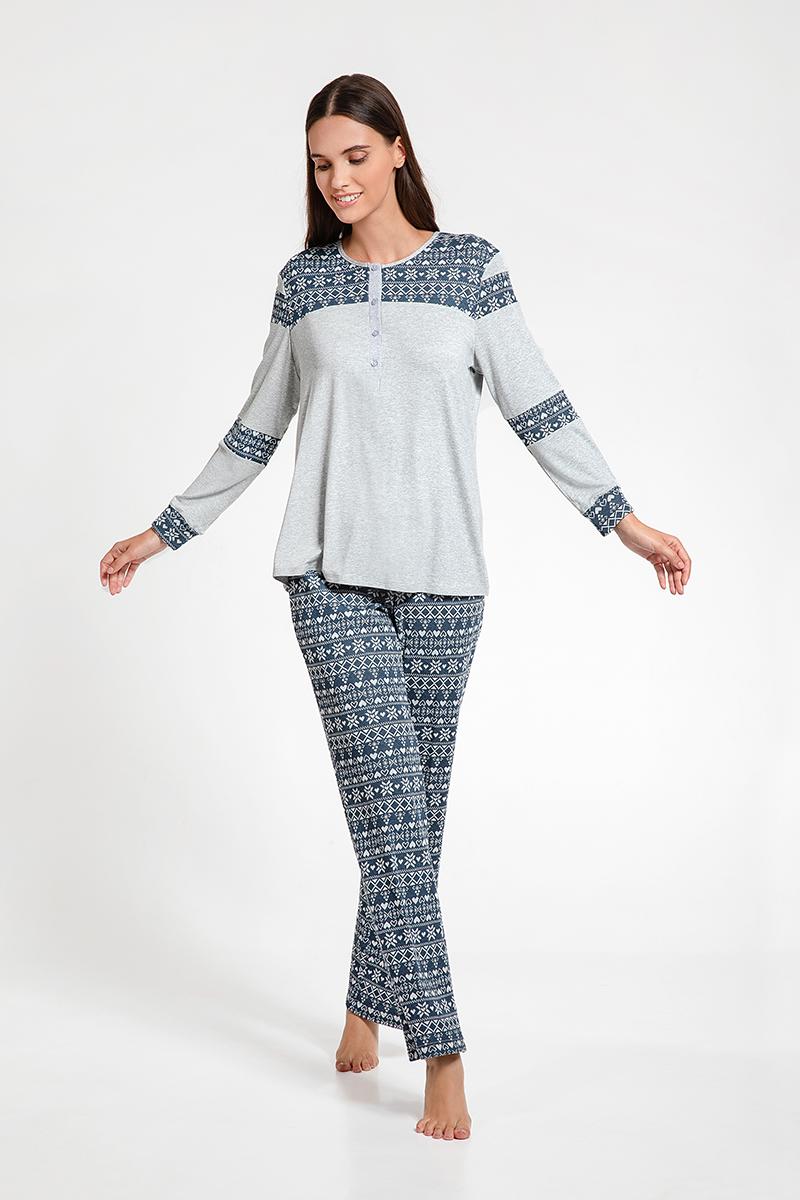 Pyjamas viscose elastan Cindy