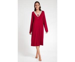 Midi night-gown viscose elastan Babbie