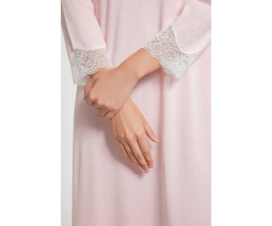 Midi night-gown cotton modal Fivie