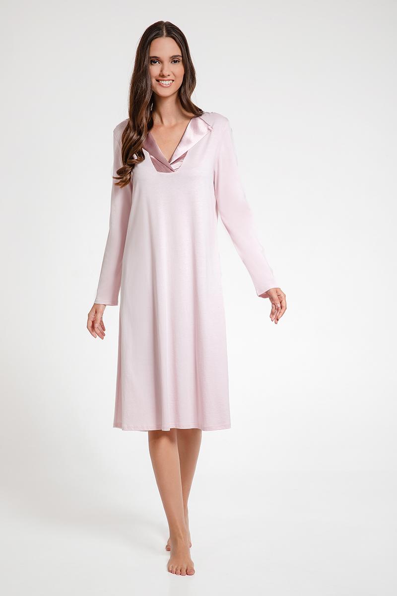 Mini night-gown cotton modal Catherine