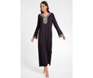 Maxi night-gown viscose elastan Lorena