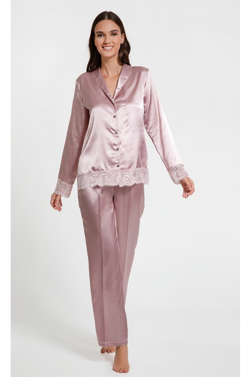 Pyjamas satin Maya