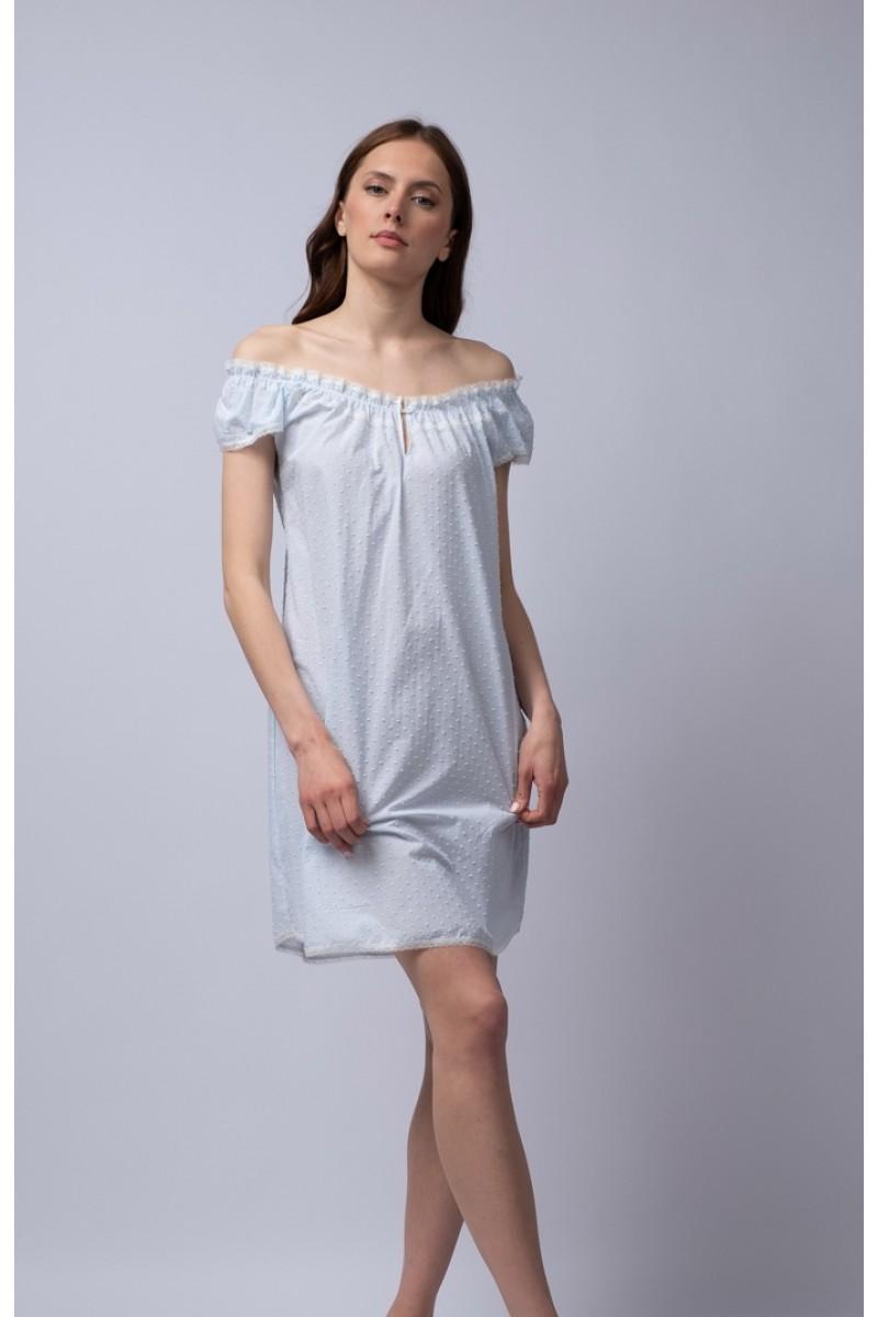Mini nightgown cotton Betty