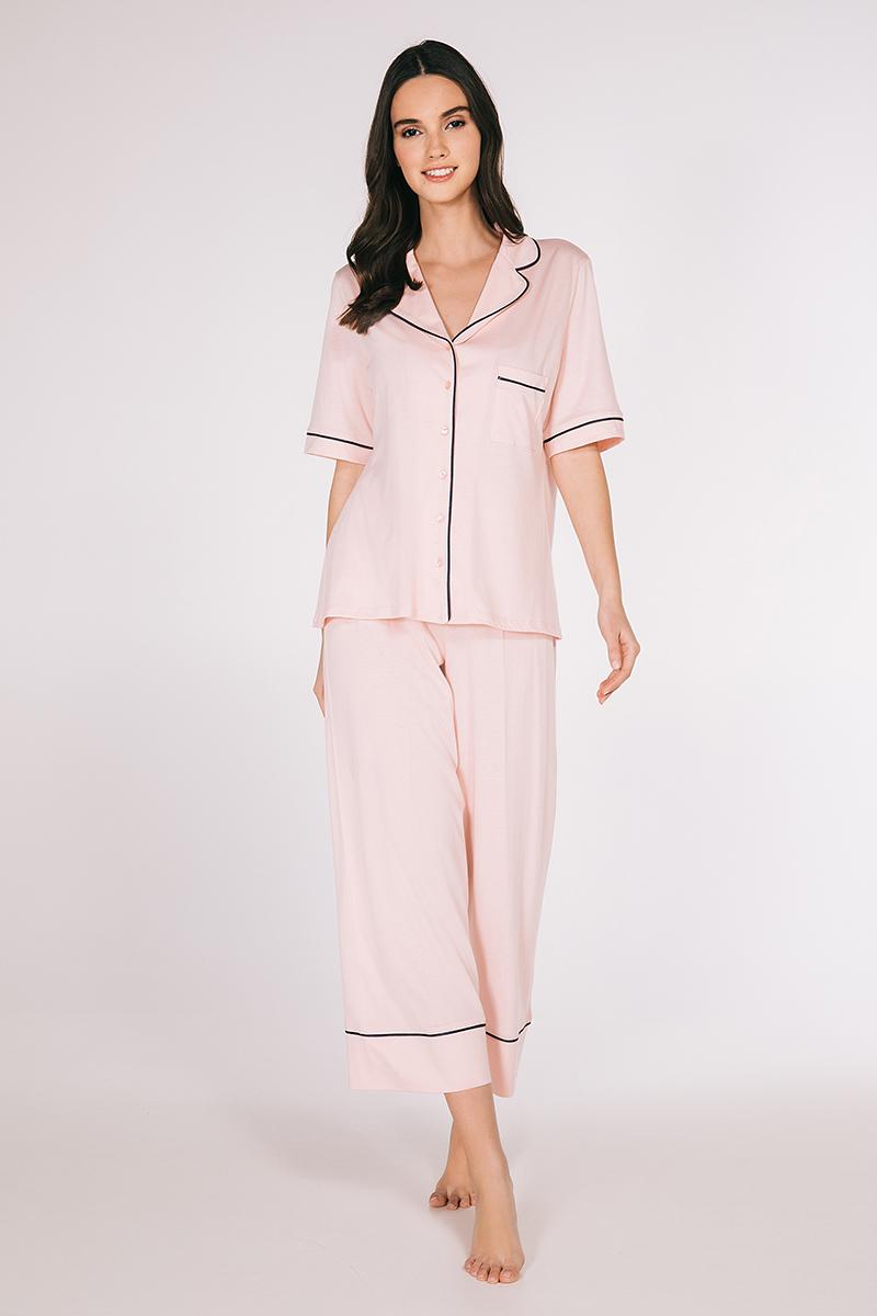 Pyjamas cotton modal Seniora