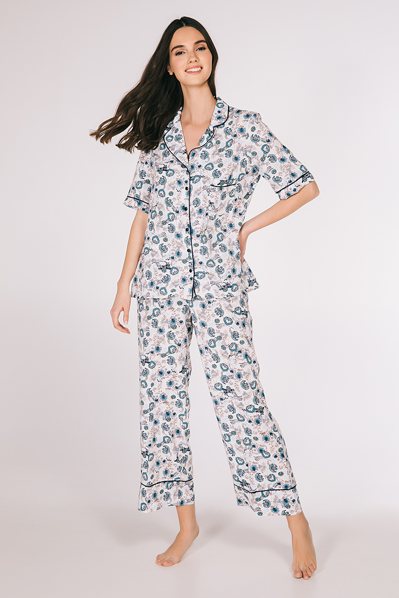 Pyjamas viscose Seniora