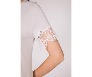 Midi night-gown cotton modal Fivie