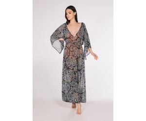 Maxi printed dress Avery