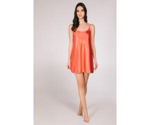 Mini satin elastic nightgown Stephanie