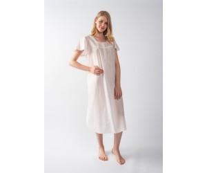 Midi night-gown cotton Milva