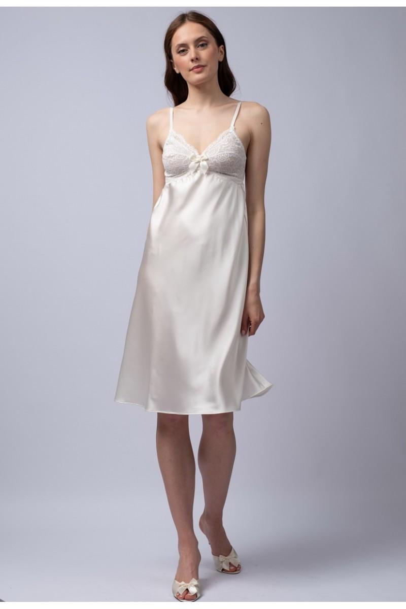 Midi night-gown Veronique
