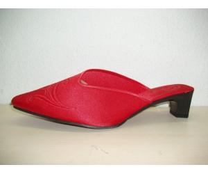 Satin slipper Marquet H
