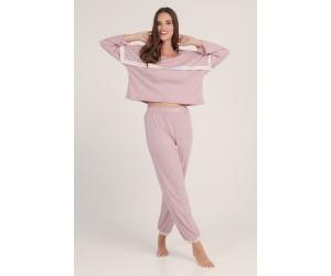 Pyjamas rib knitted Pipinaki
