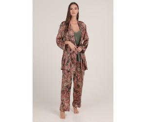 Pyjamas satin printed Zambia