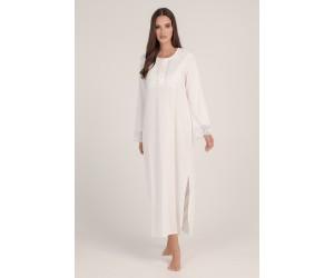Maxi night-gown cotton modal Antonella